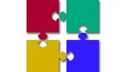 Image of interlocking puzzle pieces.