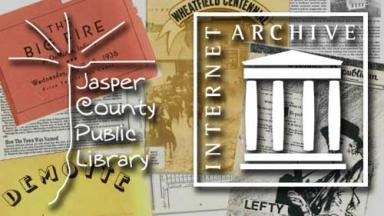 JCPL items at the Internet Archive