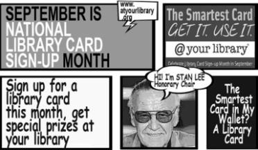 Cartoon panel featuring Stan Lee