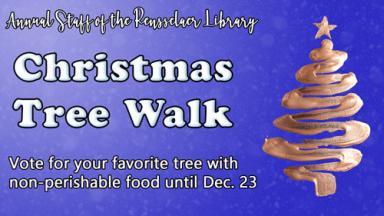 Annual Christmas Tree Walk