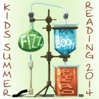 Fizz! Boom! Read! Kids Summer Reading 2014