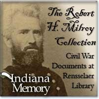 The Robert H. Milroy Collection - Civil War Documents