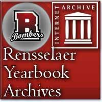 Rensselaer Yearbook Archives on the Internet Archive