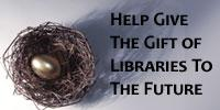 Give the Gift of Libraries - Donate Today