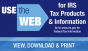 Use the Web for IRS Tax Products & Information