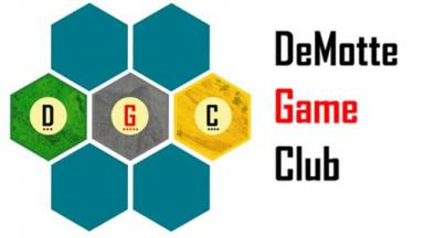 DeMotte Game Club logo