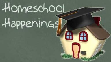 cartoon of a house with a graduate cap